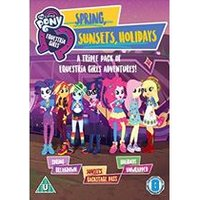 My Little Pony: Equestria Girls - Spring, Sunsets, Holiday