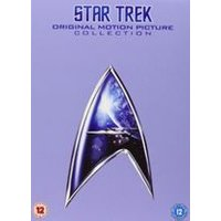 Star Trek: Original Motion Picture Collection 1-6