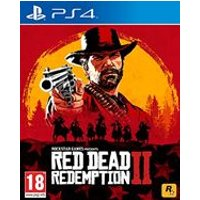 'Red Dead Redemption 2 (ps4)