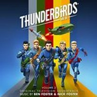 Ben Foster & Nick Foster - Thunderbirds Are Go Volume 2 (Music CD)
