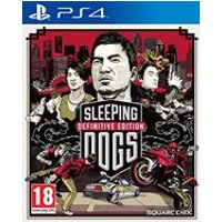 'Sleeping Dogs Definitive Edition (ps4)