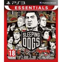 'Sleeping Dogs - Essentials (ps3)