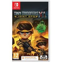 'Tiny Troopers Joint Ops Xl (nintendo Switch) (code In Box)