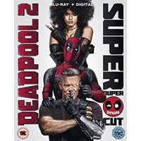 'Deadpool 2 (blu-ray)