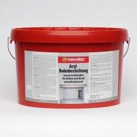 novatic Acryl-Bodenbeschichtung AD67 - RAL7030 Steingrau - 5ltr