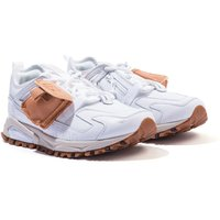 New Balance X-Racer Utility Leather Trainers - White