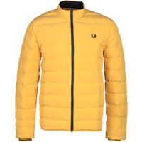 Fred Perry Padded Yellow Jacket