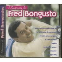 Fred Bongusto - I successi di (CD)