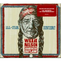 Willie Nelson - American Outlaw All-Star Concert (2-CD+DVD)