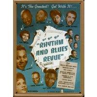 Various - Rhythm & Blues Revue - Collector Card - Collector Card #205 - Rhythm & Blues Revue