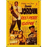 Louis Jordan - Collector Card #203 - Jumpin' And Jivin' Louis Jordan