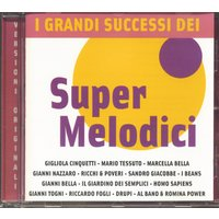 Various - Super Melodici - I Grandi Successi Dei (CD)