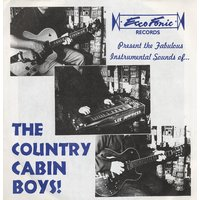 Country Cabin Boys - Wounded Knee Polka - Lucky's Lullaby (7inch, 45rpm, PS)