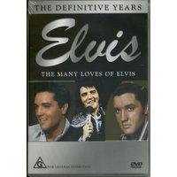 Elvis Presley - Elvis - The Many Loves Of Elvis & The Intimate Loves Of Elvis (DVD)