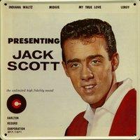 Jack Scott - Collector Card Vol.5 - Presenting Jack Scott