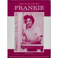 Connie Francis - Collector Card #101 - Connie Francis