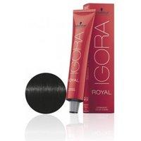 Igora Royal 1-0 Noir 60 ML