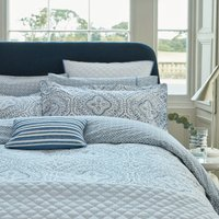 Bedeck of Belfast Eris Duvet Covers, Colbalt