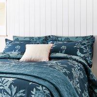Joules Country Critters Duvet Cover Set, Navy