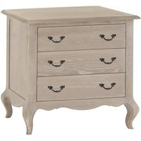 Florence 3 Drawer Chest