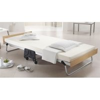 J-Bed Folding Bed with Memory e-Fibre Mattress