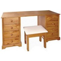 Baltic Dressing Table and Stool