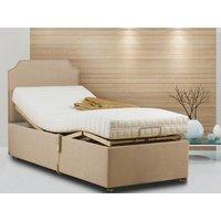 Sweet Dreams Brighton 3FT Single Adjustable Bed