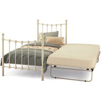Serene marseilles 3ft single metal guest bed (frame only)