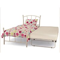 Serene penny metal guest bed (frame only)