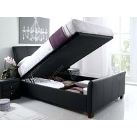 Kaydian Design Allendale Ottoman Leather Bed