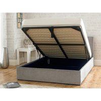 Emporia beds stirling 5ft kingsize fabric ottoman bed
