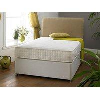 Shire Beds ACTIVE Aloe Vera 1000 Pocket Memory 3FT Single Divan Bed