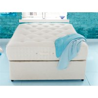 Shire beds healthisleep duotemp 4ft small double divan bed