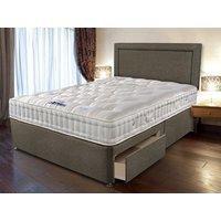 Sleepeezee Backcare Extreme 1000 6FT Superking Divan Bed