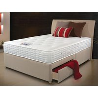 Sleepeezee cool sensations 1400 5ft kingsize divan bed