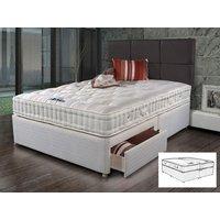 Sleepeezee Backcare Extreme 1000 Zip & Link Divan Bed