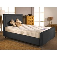 Aspire Furniture Calverton 4FT Small Double Fabric Bedframe