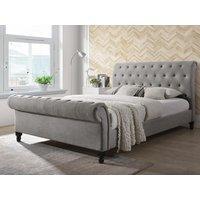 Sar Beds Fabio 5FT Kingsize Fabric Bedframe