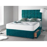 Giltedge beds inspirations 4ft 6 double divan bed
