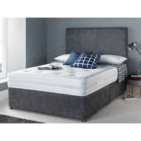 Giltedge beds harmony 4ft 6 double divan bed