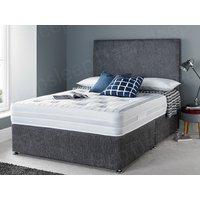 Giltedge beds harmony 6ft superking divan bed