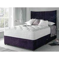 Giltedge Beds Huby 2000 3FT Single Divan Bed