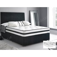 Giltedge beds mayfair zip & link divan bed