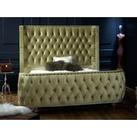 Oliver & Sons Olympia 5FT Kingsize Fabric Bedframe