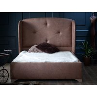 Oliver & Sons Hector 4FT 6 Double Fabric Bedframe