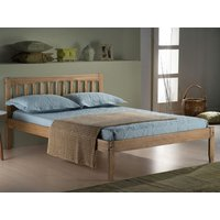 Birlea porto 4ft 6 double wooden bed