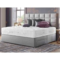 Relyon Heritage Grandee 4FT 6 Double Divan Bed