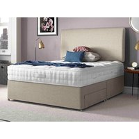 Relyon Heritage Woolsack 4FT 6 Double Divan Bed