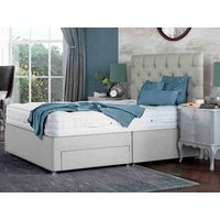 Relyon Heritage Braemar 4FT 6 Double Divan Bed
