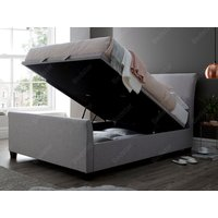 Kaydian Design Allendale 5FT Kingsize Ottoman Bed,Marbella Stone